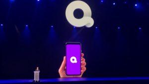 Quibi در نمایشگاه CES 2020