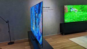 تلویزیون سامسونگ در CES 2020
