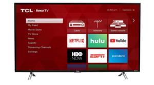 تلویزیون 28 اینچی تی سی ال