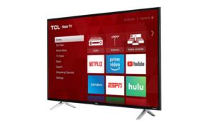 تلویزیون 32 اینچی تی سی ال