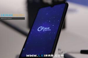 مشخصات موبایل جی پلاس