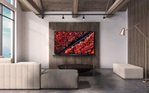 تلویزیون های هوشمند 55 اینچی اولد ال جی