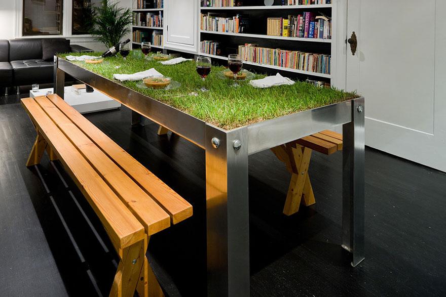 عجیب ترین میزهای دنیا