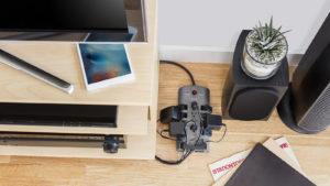 محافظ و جلوگیری از سوختن تلویزیون