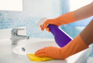 ضدعفونی کردن خانه و حمام