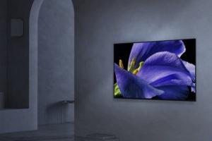 تلویزیون های هوشمند دیواری سونی