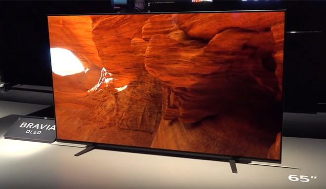 تلویزیون های سونی مجهز به local diming