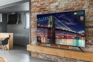 تلویزیون های هوشمند تی سی ال