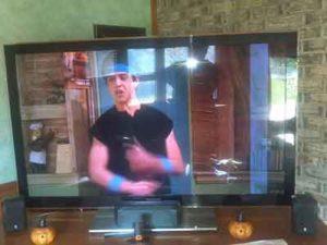 سوختن تلویزیون