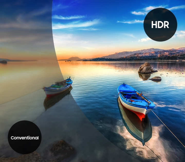 قابلیت HDR سامسونگ