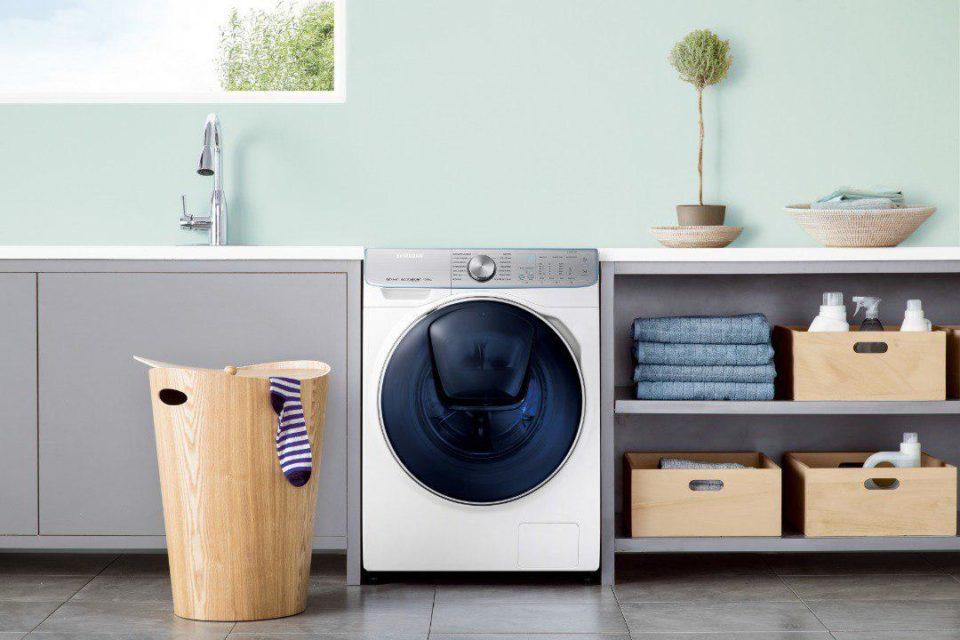 ماشینهای لباسشویی کوییک سامسونگ