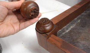 نگهداری از مبلمان چوبی