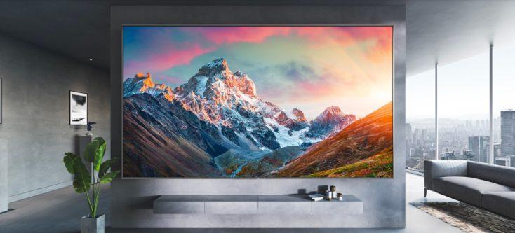 تلویزیون هوشمند ردمی