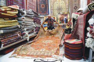 خرید جهیزیه در تهران و فرش