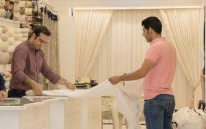 خرید جهیزیه در تهران و پرده