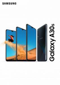 گوشی های هوشمند اقتصادی سامسونگ و گلکسی A30