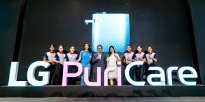 دستگاه تصفیه هوا PuriCare ال جی