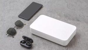 دستگاه ضد عفونی کننده تلفن همراه
