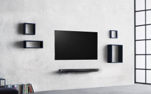 تلویزیون OLED ال جی مدل OLED77W7T
