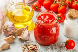 سس گوجه فرنگی