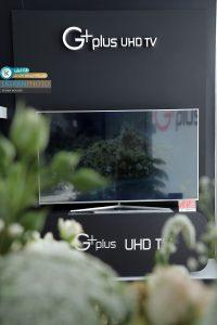 تلویزیون UHD جی پلاس