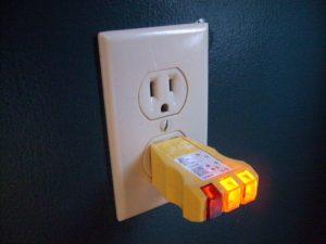 قطعی پریز برق و خاموش شدن جاروبرقی