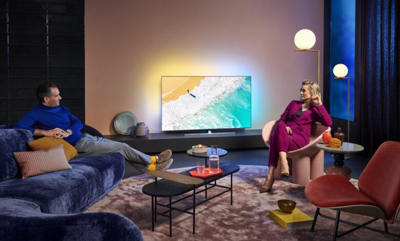 تلویزیون های 2020 اولد فیلیپس