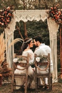 سبک بوهو در عروسی