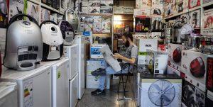 واردات لوازم خانگی کرهای در ازای پول