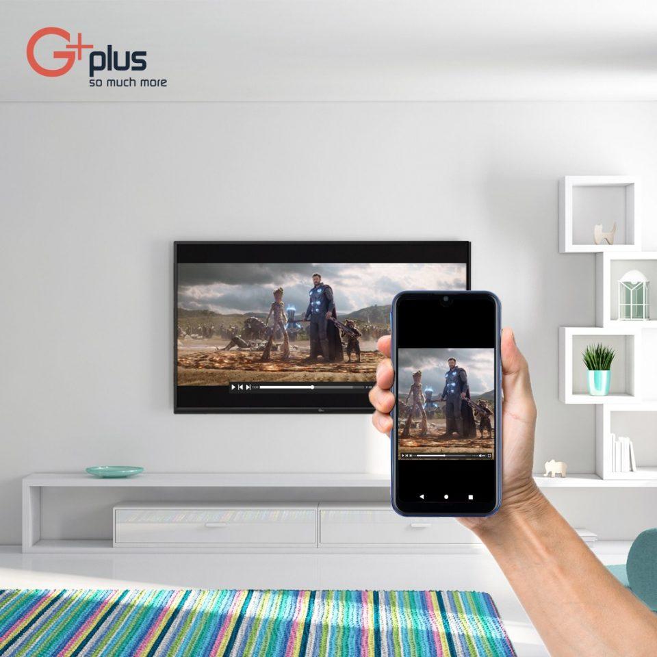 پنل A+ در تلویزیونهای جیپلاس