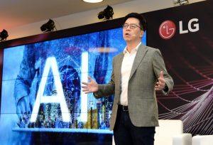 خانه هوشمند LG ThinQ Home در نمایشگاه IFA 2020