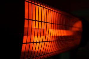 مصرف انرژی بخاری برقی