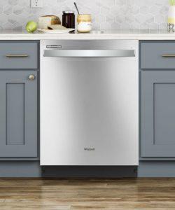 ماشین ظرفشویی ویرپول مدل WDT710PAHZ