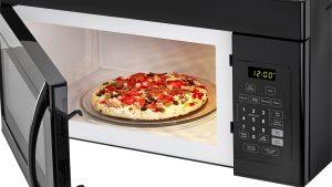 پخت پیتزا و اصطلاحات مایکروفر