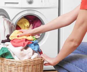 نحوه تمیز کردن ماشین لباسشویی سامسونگ