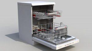 ظرفیت ماشین ظرفشویی کارکرده