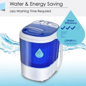 میزان مصرف آب و برق برق مینی واش