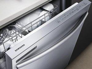 آپشن های ماشین ظرفشویی دست دوم
