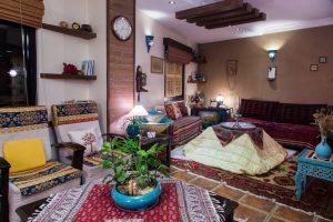 دکوراسیون ایرانی سنتی