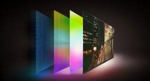 تلویزیون LCD ال جی و سامسونگ