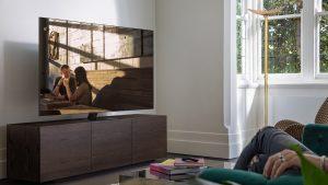 تلویزیون کیولد Q80T سامسونگ