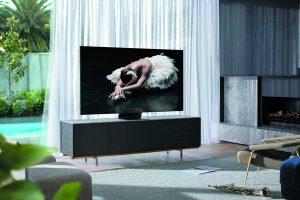 تلویزیون Q800T 8K سامسونگ