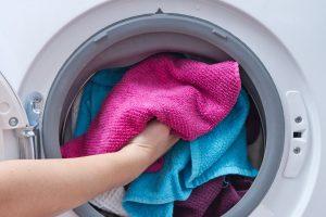 چروک شدن لباس ها در ماشین لباسشویی