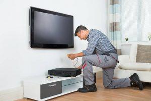 علت پرش تصویر تلویزیون