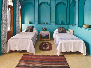 اتاق خواب سنتی ایرانی