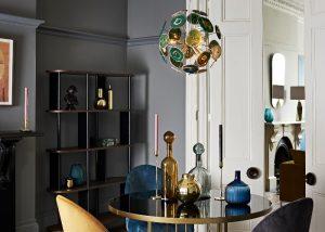 انتخاب لوستر متناسب با سبک دکوراسیون منزل