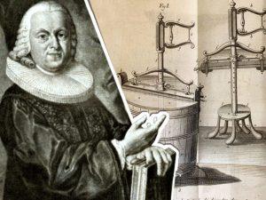 تاریخچه ماشین لباسشویی
