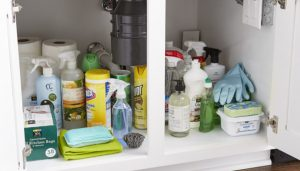 نظم دهی به کابینت آشپزخانه