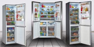 بهترین برندهای یخچال فریزر