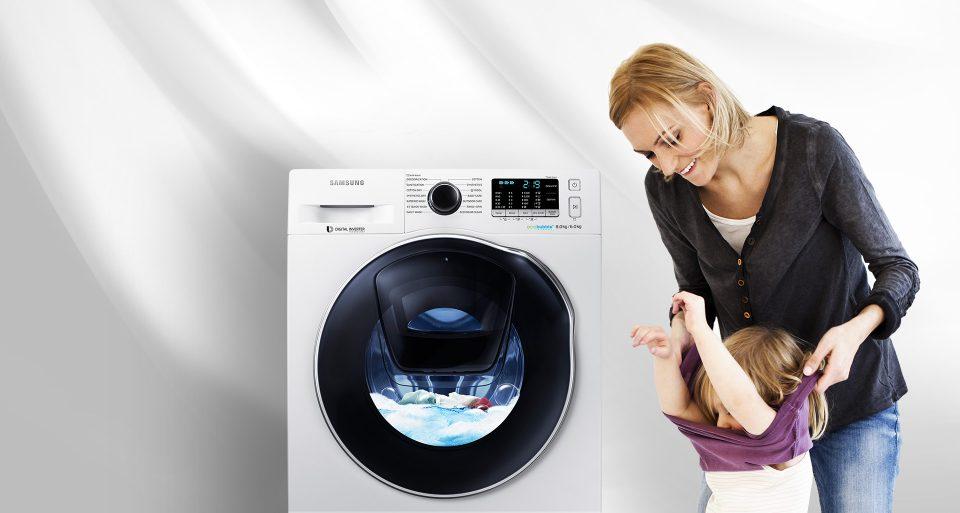 ماشینهای لباسشویی سری کمبو سامسونگ